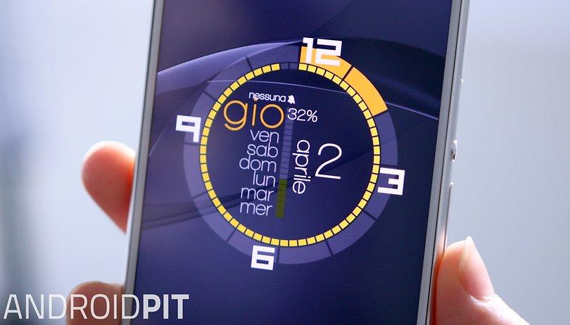 Los usuarios opinan: no hay Android sin widget para la hora y el tiempo