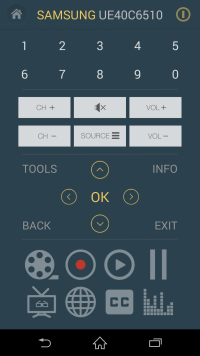 Android Samsung TV Remote by Andev | AndroidPIT Forum