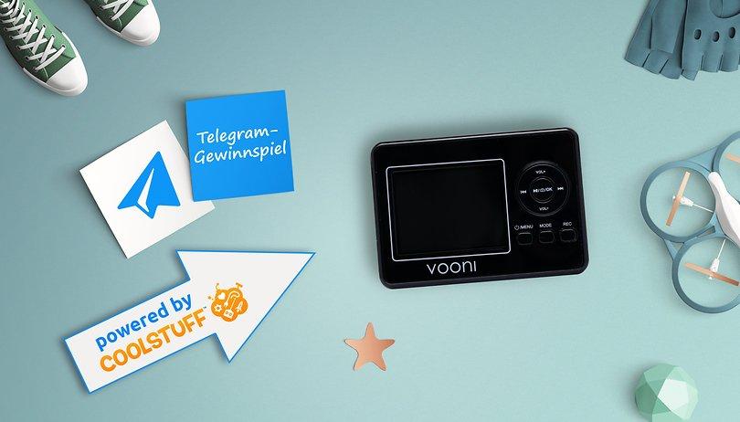Das Telegram Gewinnspiel: Gewinne einen Video Grabber
