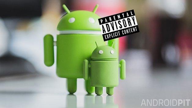 Android parental advisory