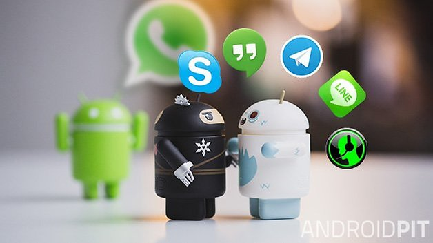 WhatsApp alternativas androidpit