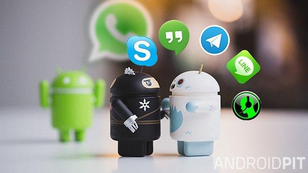 WhatsApp alternativas androidpit