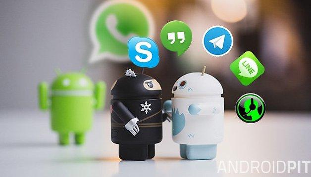 WhatsApp Web em teste: este é o fim do Skype?