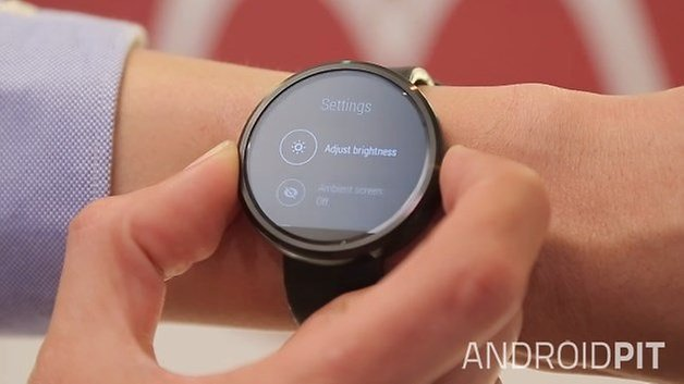 android wear bateria 2