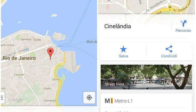 Come attivare Google Street View su Google Maps