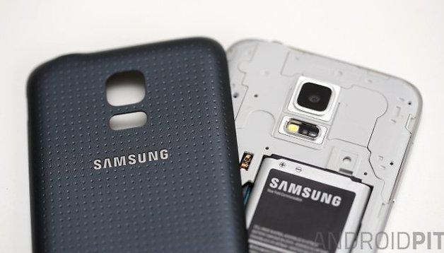 La batería del Galaxy S6 será más pequeña que la del Galaxy S5