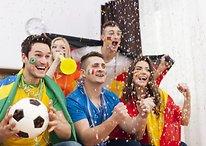 L'importanza di smartphone, tablet e app durante i Mondiali!
