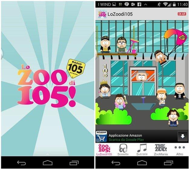 zoo105 home