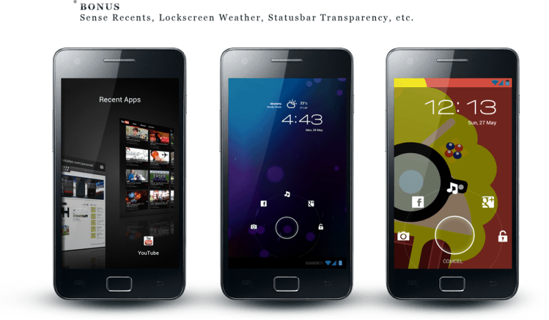 rom paranoidandroid pro app nav bar farbe android 4 1 2 androidpit. Black Bedroom Furniture Sets. Home Design Ideas