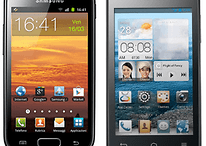 Comparación del Huawei Ascend Y300 vs Samsung Galaxy Ace 2