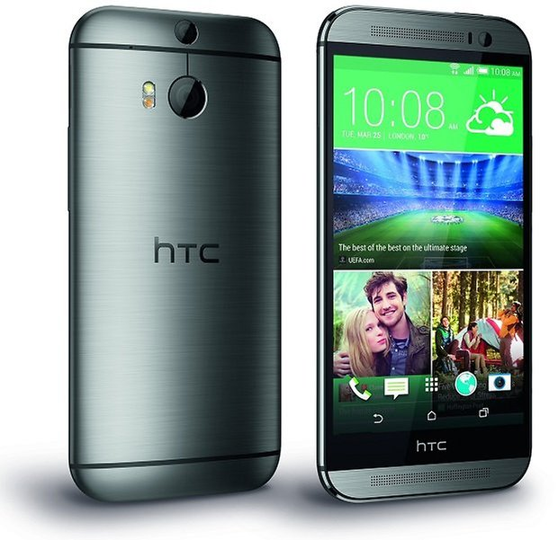 htc one m8 perright gunmetal