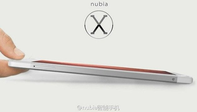 ZTE Nubia X6 announced with a giant display and some serious hardware