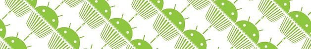 android cupcake banner