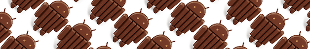 android kitkat banner