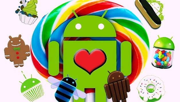 It's 10 years since Google bought Android: here are the highlights from Cupcake to Lollipop