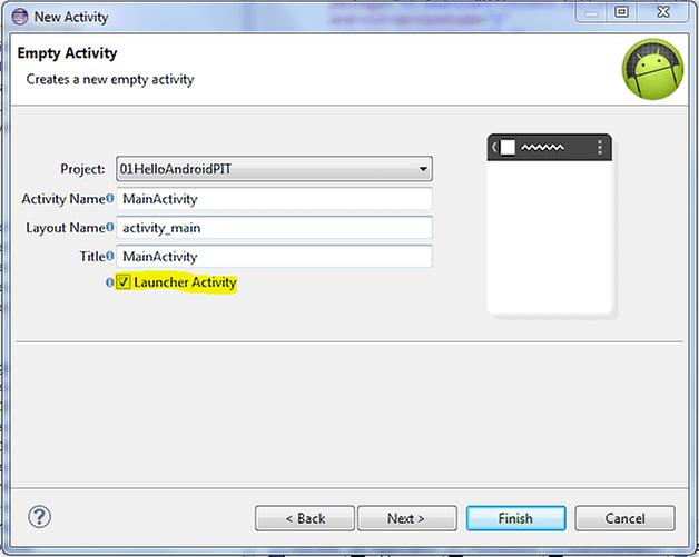 app tutorial 3 crea activity 2