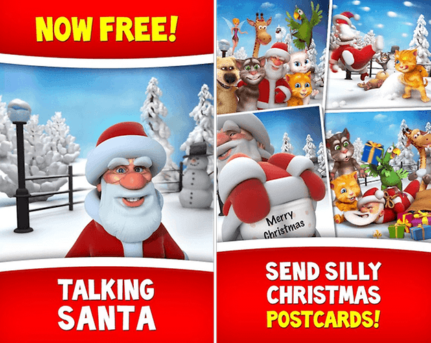 christmas app 01