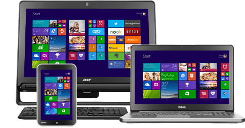 dispositivi windows 8