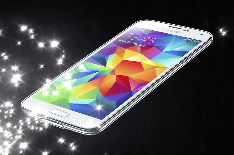 galaxy s5 shine