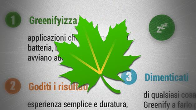 greenify teaser