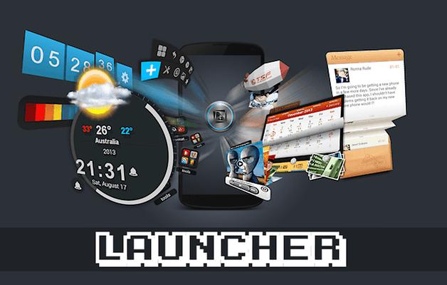 launcher teaser