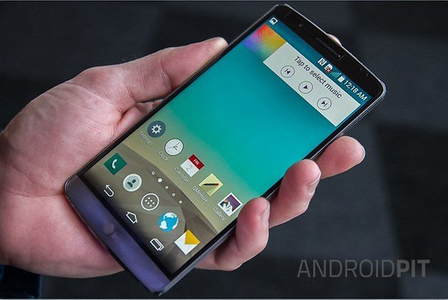 LG G3 review: a display of epic proportions | AndroidPIT