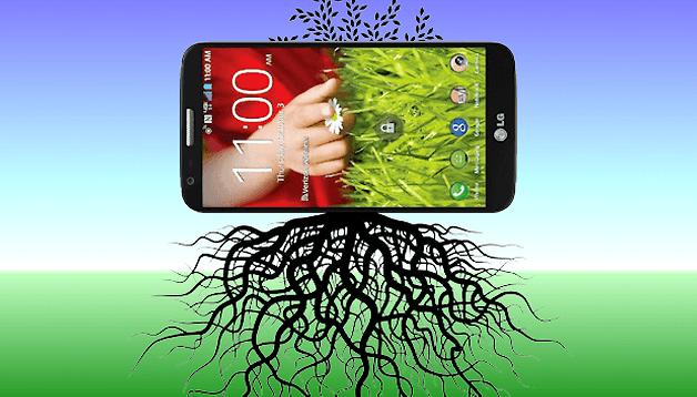 LG G2: guida al root
