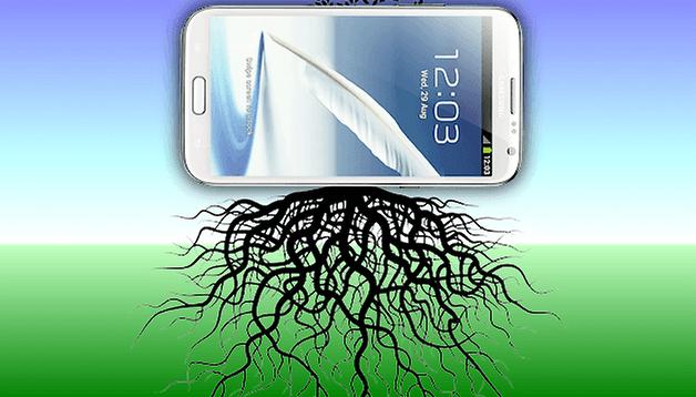 Samsung Galaxy Note 2: guida al root