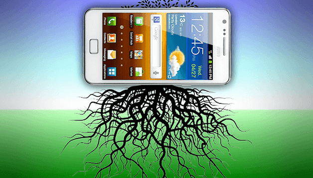 Root di Samsung Galaxy S2 ed S2 plus