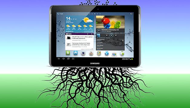 Samsung Galaxy Tab 2: guida al root