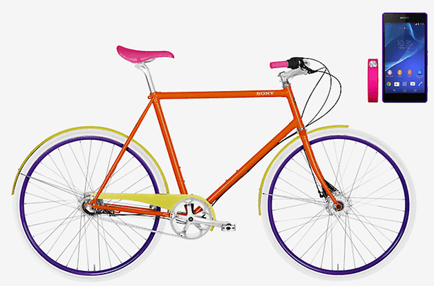 sony stilrad bike 2