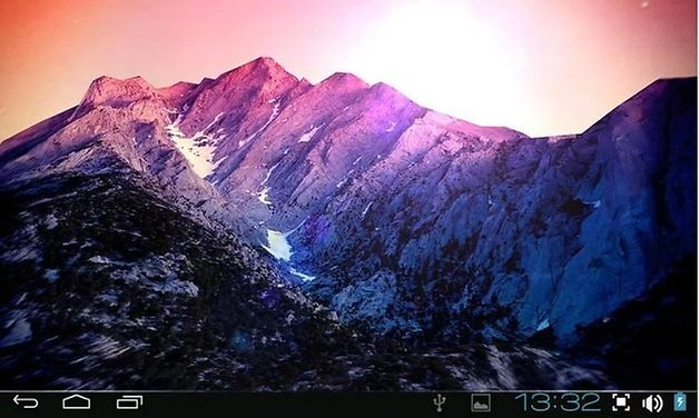 3D Kitkat 4 4 Mountain lwp