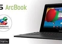 Archos ArcBook: Das günstige Netbook mit Android