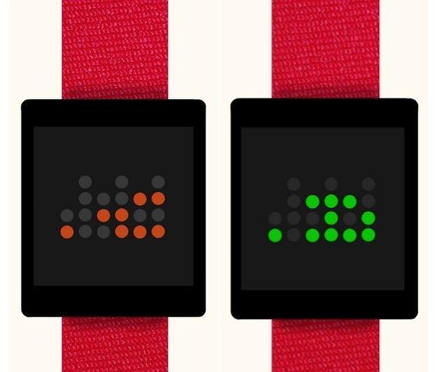 Binary Watch Face