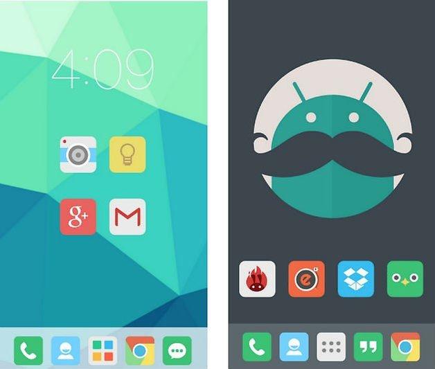 Flatastico icons