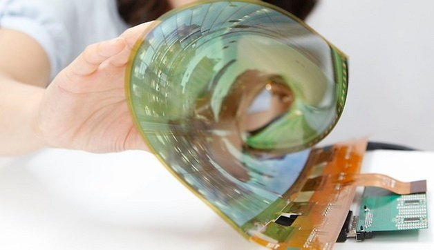Flexible Rollable OLED 01
