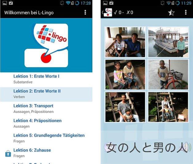 L Lingo Lerne Japanisch