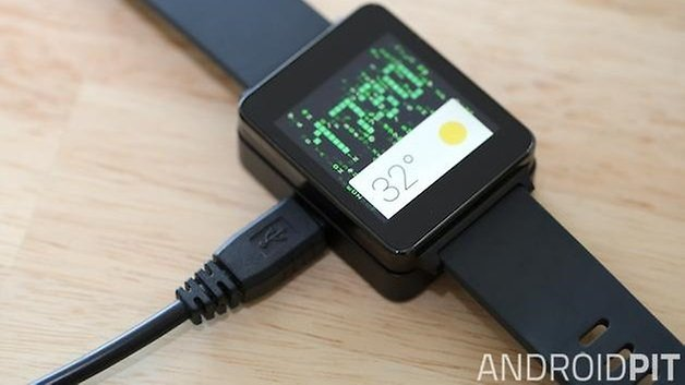 LG G Watch cabo microUSB