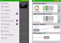 Bauchspeck Ade: Gratis Android-Apps zur gesunden Gewichtsabnahme