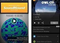 SoundHound: Update bringt überarbeitete Benutzeroberfläche