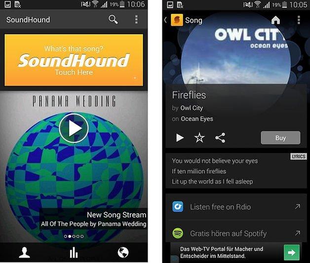 SoundHound App