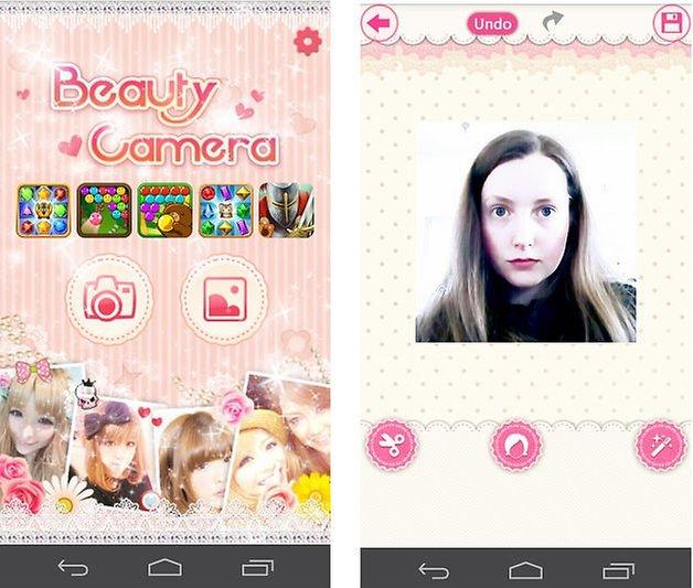 beauty camera app