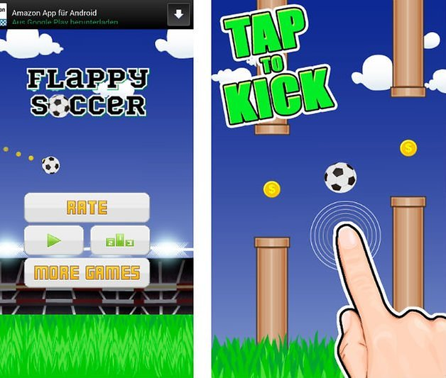 flappy fussball