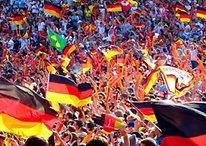 Fußball-WM 2014: Die besten gratis Streaming-Apps für Android
