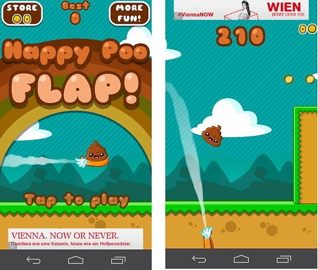 happy poo app