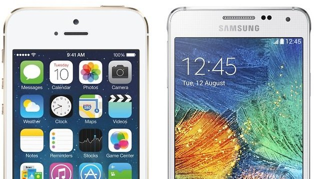 iPhone 5s vs. Galaxy Alpha: There can be only one