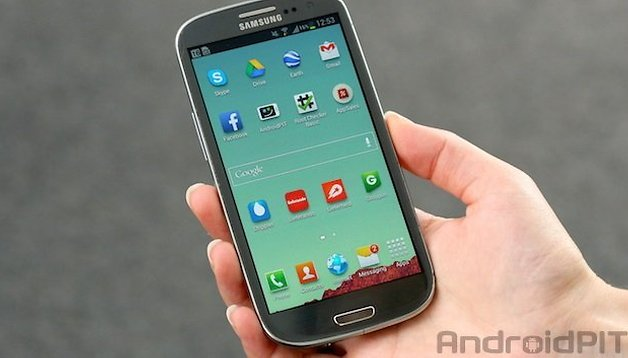 How to take a screenshot with the Galaxy S3