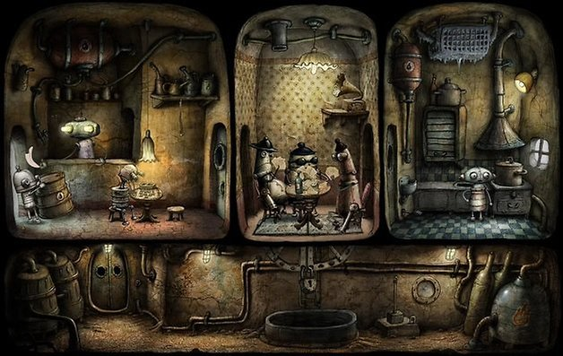 machinarium app