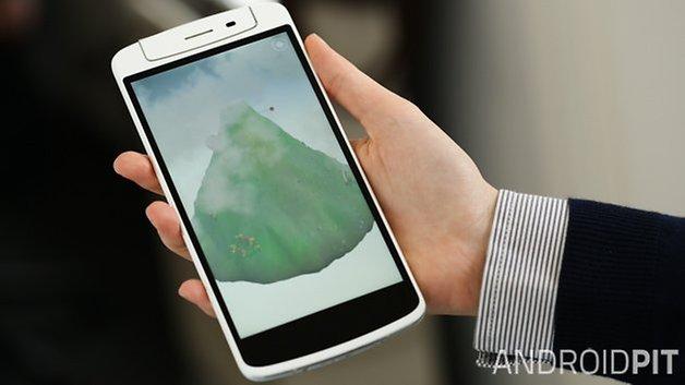 oppo n1 mountain app