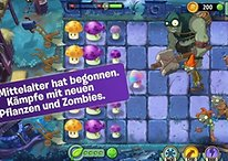 Plants vs. Zombies 2: Update bringt Mittelalter-Level